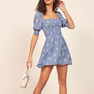 Reformation Elle Mini Dress